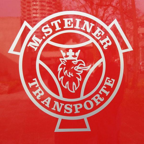 Logofolierung